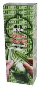 KADZIDEŁKA INDYJSKIE MONEY DRAWING