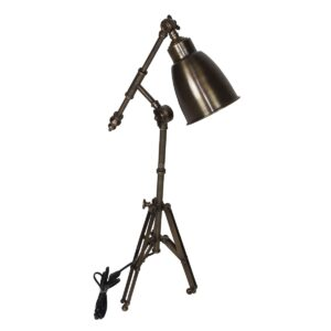 LAMPA STOJĄCA METAL