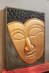 DEKOREACJA-ŚCIENNA-INDYJSKA-BUDDHA