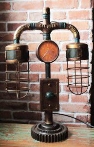 LAMPA LOFTOWA METAL VARIETY