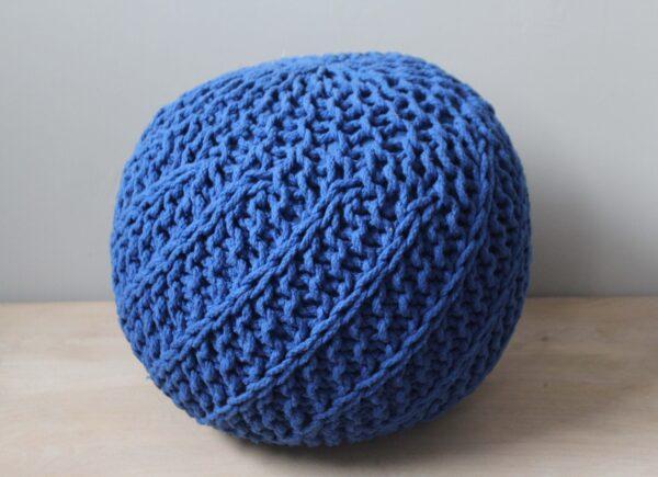 PUFA PLECIONA BLUE
