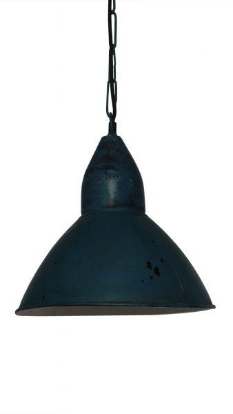 lampa metalowa loftowa wiszaca
