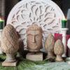 FIGURA-DREWNIANA-BUDDHA