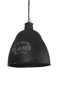 LAMPA SUFITOWA LOFTOWA METAL