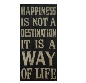 PANEL-DEKORACYJNY-NA-ŚCIANĘ-HAPPINESS