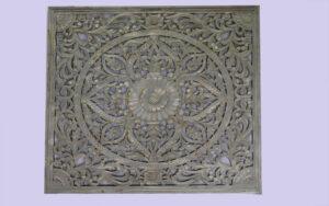 panel dekoracyjny duzy szary
