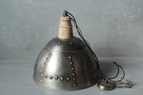 LAMPA-LOFTOWA-METAL-VARIETY-POSTARZANE-SREBRO