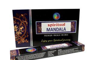 KADZIDEŁKA SPIRITUAL MANDALA