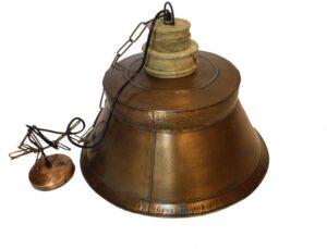 LAMPA WISZĄCA METAL VARIETY MIEDZIANA
