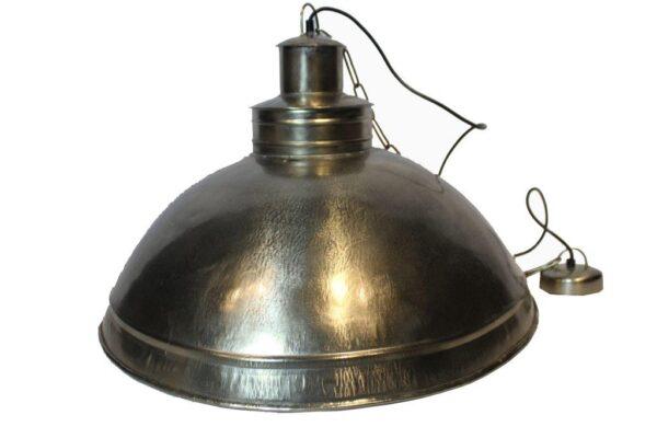 LAMPA WISZĄCA METAL VARIETY SREBRNA