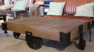 stolik-loftowy z kołem