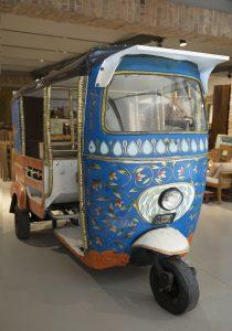 tuk tuk indyjski samochód (2)