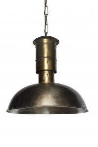 LAMPA METALOWA SUFITOWA LOFT
