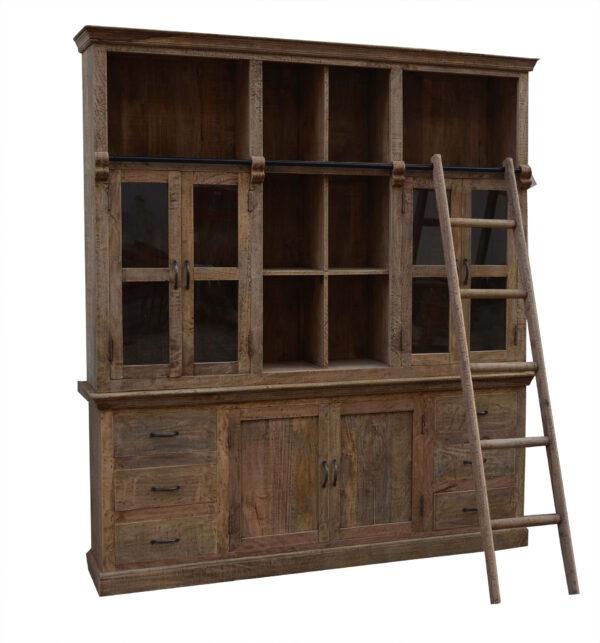 drewniana-biblotek