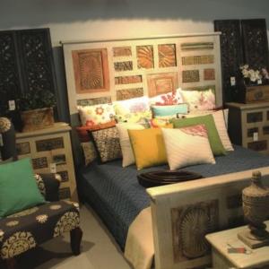 Sypialnia w stylu Orient