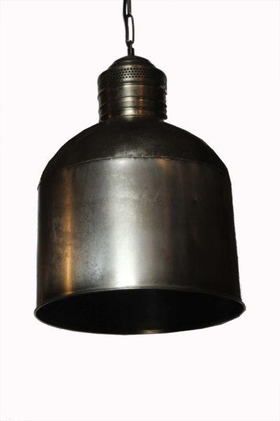 Lampa loftowa metalowa