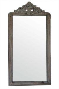 lustro z drewniana ramą w stylu fransuckim kod 6314(wymiary masz) (1)