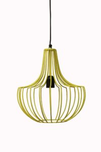 lampa-loftowa-żółta