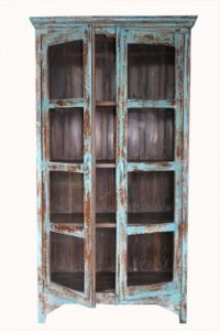 witryna drewniana z drewna mango (1)