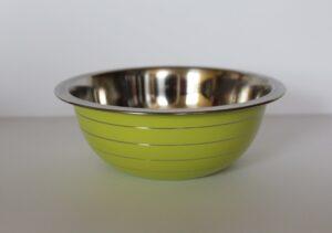 miska mała kuchenna zielona