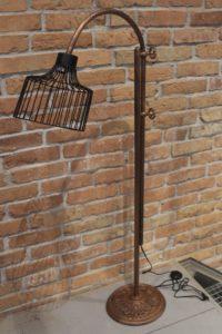 Lampa loftowa podłogowa