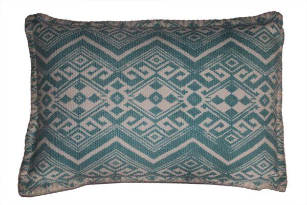poduszka-dekoracyjna-boho-zielona