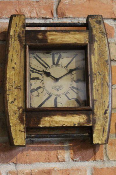 zegar-drewniany-retro