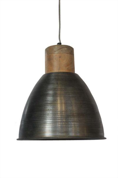 LAMPA-METALOWA-WISZĄCA-M-17329 CENA 260 ZŁ WYMAIRY 34X34X38
