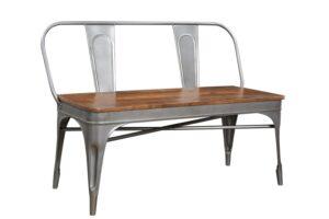 Ławka loftowa Metalowa STO43