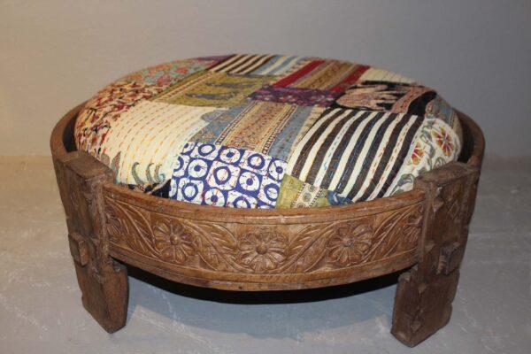 siedzisko drewniane