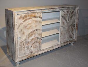 komoda-drewniana-hd-156-wymiar-148x41x100-cena 2500 zł