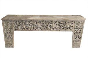 konsola-drewniana