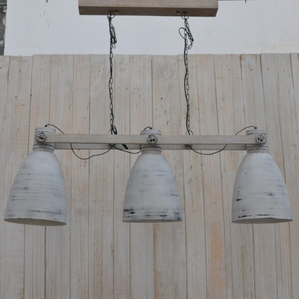 LAMPA SUFITOWA INDUSTRIALNA 3PUNKTOWA
