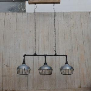 LAMPA  LOFTOWA SUFITOWA METALOWA
