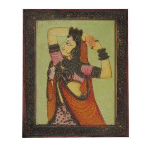 obraz-indyjska-kobieta