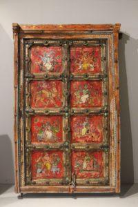 panel-drewniany-czerwony
