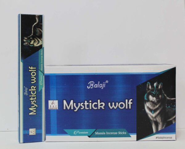 MYSTIC-WOLF