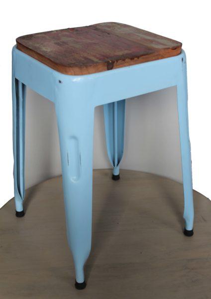 stołek-loftowy-niebieski