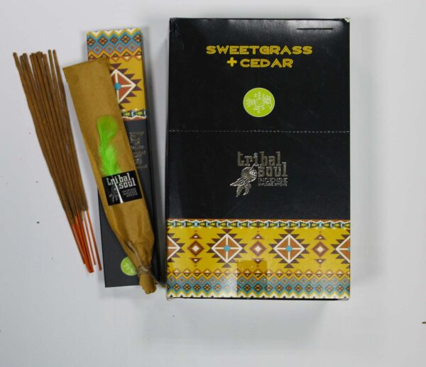 tribal soul-sweetgrass cedar