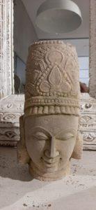 rzeźba-głowa