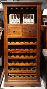 bar kolonialny na wino