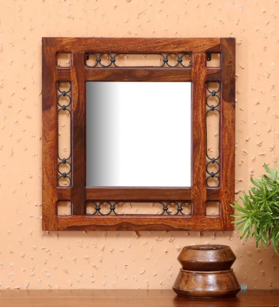 stafford-square-wall-mirror-with-solid-wood-frame-in-honey-oak-finish-by-woodsworth-stafford-square--wzheag