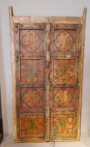 panel drewniany