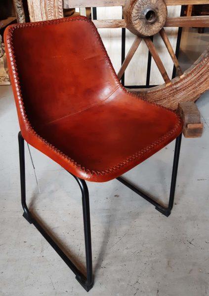 krzesło-skórzane