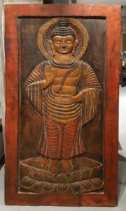 panel buddha