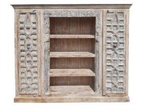 regał-drewniany-kredens-biblioteczka