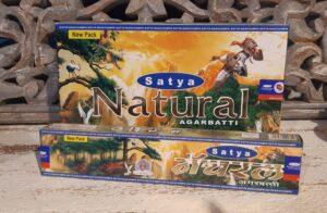 kadzidełka-natural satya