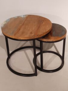 zestaw stolików loftowych (2)